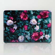 RPE FLORAL ABSTRACT III iPad Case