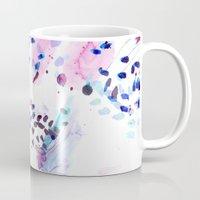 flowery Mug