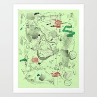 7-14-15 Art Print