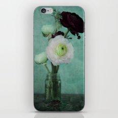 Ranunculus Cicada iPhone & iPod Skin