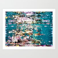 Somewhere Down the Crazy River Art Print