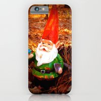 iPhone & iPod Case featuring Mr. Gnome by Olive Coleman Photography