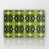 Green, Green, Green Laptop & iPad Skin