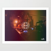 Vudu Art Print