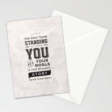 Bullshit Story Stationery Cards