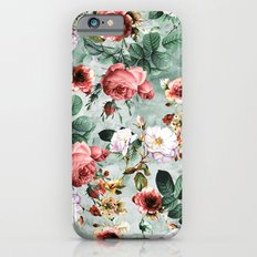 Rpe Seamless Floral Pattern I iPhone 6 Slim Case