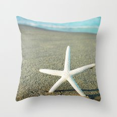 Star of the Sea Throw Pillow