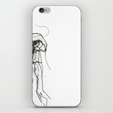 Jellyfishes iPhone & iPod Skin