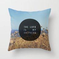 SHEPHERD Throw Pillow