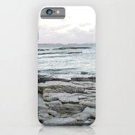 Frozen Maine Ocean iPhone 6 Slim Case