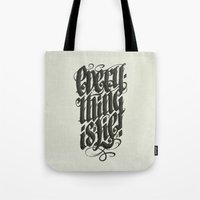Everything... Tote Bag
