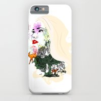 "iPhone & iPod Case featuring ""Earth"" from World Elements Series by DAndhra Bascomb"