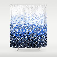 Poispois Shower Curtain