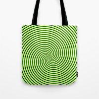 Trip Spin Tote Bag