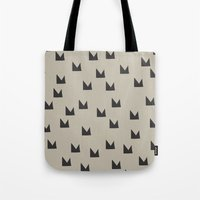 Playground Crown 01 Tote Bag