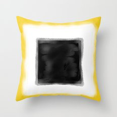 Square life Throw Pillow