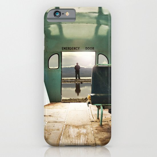 Emergency Door iPhone & iPod Case