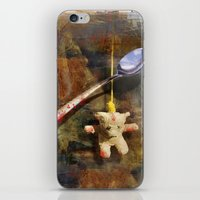 The Care and Feeding of Teddy iPhone & iPod Skin
