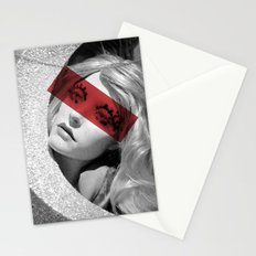 Red band Stationery Cards