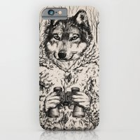 A Wolf in Sheep's Clothing iPhone 6 Slim Case