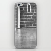 Alter ego iPhone & iPod Skin