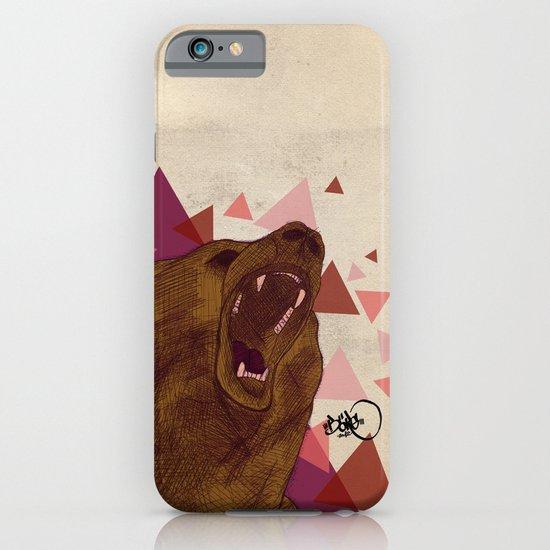 shattered instinct iPhone & iPod Case