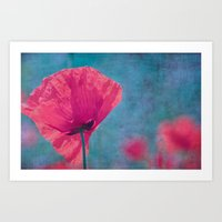 Summer Dance Art Print