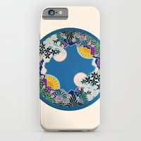 mandala iPhone & iPod Cases featuring Mandala by Abundance
