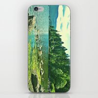 down by the water iPhone & iPod Skin