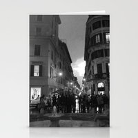 As Day Fades Stationery Cards