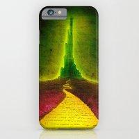 iPhone & iPod Case featuring Dark Emerald by Michael Scott Murphy