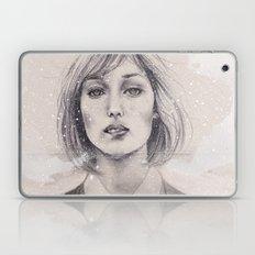 Snowfall Laptop & iPad Skin