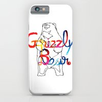 Grizzly Bear iPhone 6 Slim Case