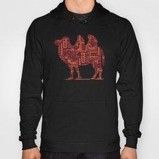 camel on the moon Hoody