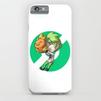 Pokemon Trainer WALLY iPhone 6 Slim Case