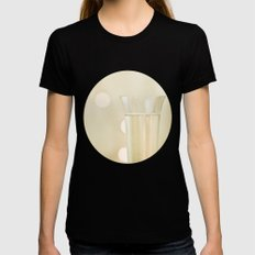 Toast Womens Fitted Tee Black SMALL