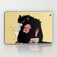 Black Magic #2 Laptop & iPad Skin