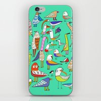 Tweet Tweet Tweet. iPhone & iPod Skin