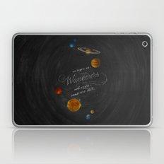 Wanderers - Carl Sagan Laptop & iPad Skin
