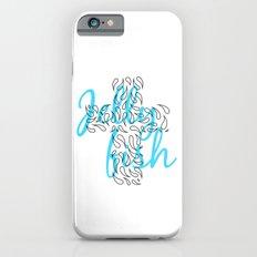 Jellyfish Cross iPhone 6s Slim Case