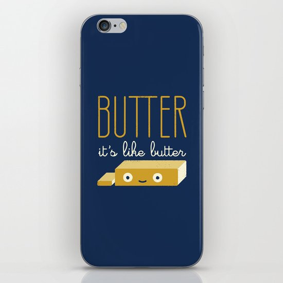 Spread the Word iPhone & iPod Skin