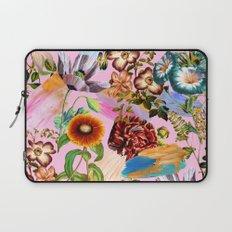 SUMMER BOTANICAL IX Laptop Sleeve