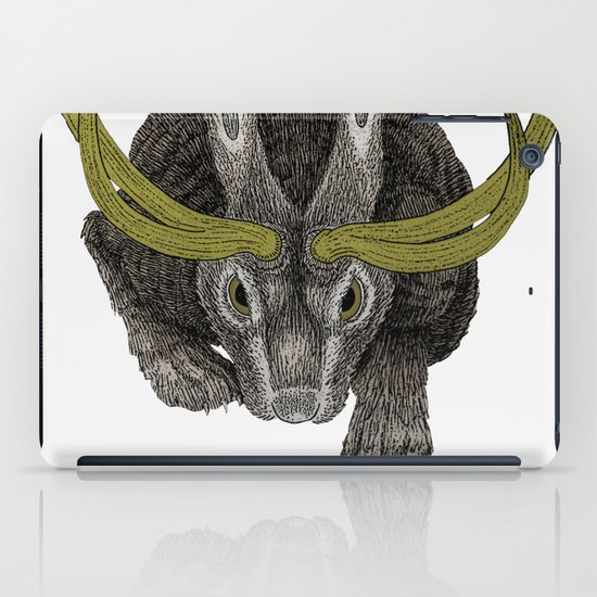 Jackalope iPad Case