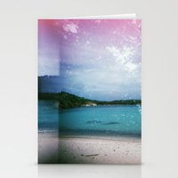 St John, USVI Multiple E… Stationery Cards