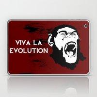 VIVA LA EVOLUTION Laptop & iPad Skin