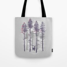 The trance of a deer Tote Bag