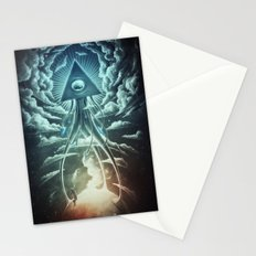 War Of The Worlds I. Stationery Cards