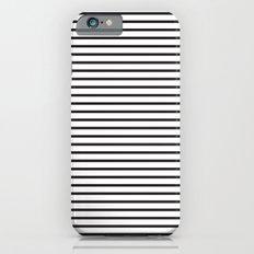 Basic Horizontal Stripes Slim Case iPhone 6s