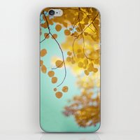 Nature's Gold iPhone & iPod Skin