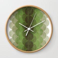 Round & Round  Wall Clock